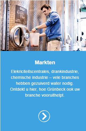 Gruenbeck - proceswater